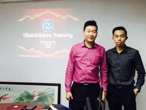 iQuickSales Installation and Training (Bukit Mertajam)