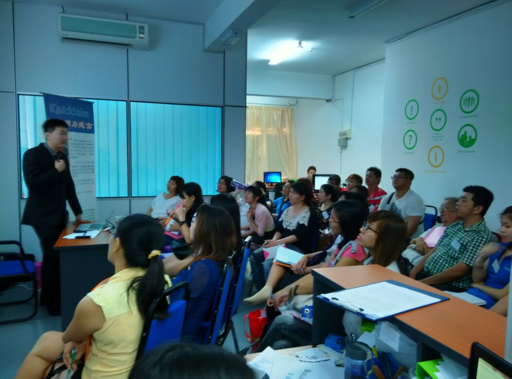 SQL Accounting , GST Training